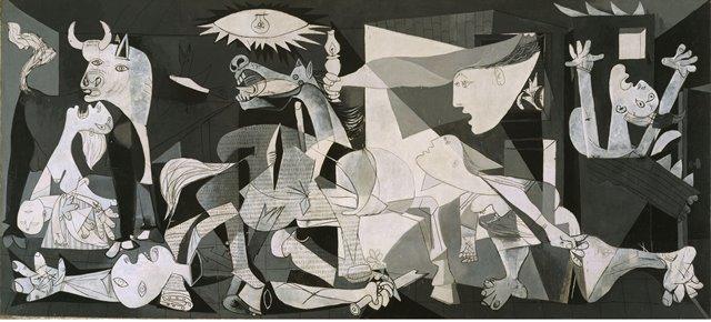 Пабло Пикассо - Герника