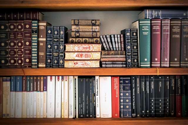 Библиоткека как источник вдохновения